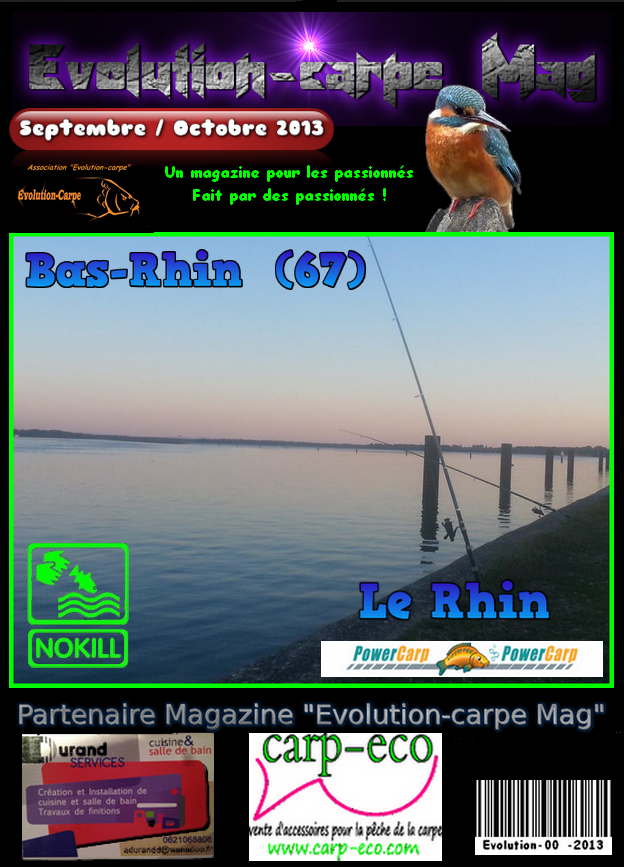 Evolution-carpe Mag de Septembre Octobre 2013
