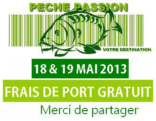 Boutique p�che passion, votre destination carpe